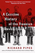 A Concise History of the Russian Revolution Cover