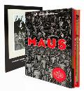 Maus A Survivors Tale 2 Volumes