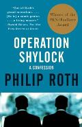 Operation Shylock: A Confession Cover