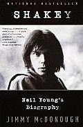 Shakey: Neil Young's Biography Cover