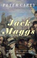Jack Maggs Cover
