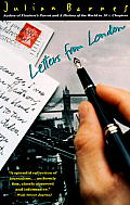 Letters from London Cover