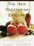 The New Vegetarian Epicure Cover
