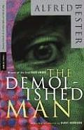The Demolished Man Cover