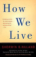 How We Live Cover