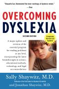 Overcoming Dyslexia: A New and Complete Science-Based Program for Reading Problems at Any Level Cover
