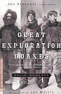 Great Exploration Hoaxes (Modern Library Exploration) Cover