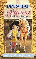 Lioness Quartet 01 Alanna