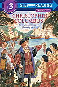 Christopher Columbus Step Into Reading S
