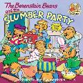 The Berenstain Bears and the Slumber Party (Berenstain Bears First Time Chapter Books) Cover