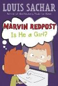 Marvin Redpost #03: Marvin Redpost #3: Is He a Girl?