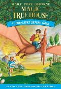Magic Tree House #01: Dinosaurs Before Dark Cover
