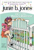 Junie B. Jones #02: Junie B. Jones and a Little Monkey Business