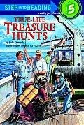 True Life Treasure Hunts Step Into Reading