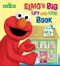Elmos Big Lift & Look Book Featuring Se