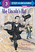 Abe Lincoln's Hat (Step Into Reading: A Step 3 Book) Cover