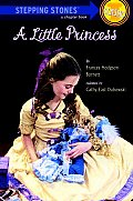 A Little Princess (Bullseye Step Into Classics) Cover