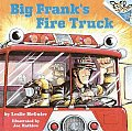 Big Frank's Fire Truck: A Pictureback Book (Please Read to Me)