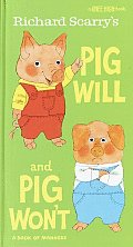 Pig Will & Pig Wont A Book Of Manners