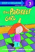 Parakeet Girl Step Into Reading