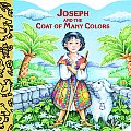 Joseph and the Coat of Many Colors (Bible Story Chunky Flap Book)