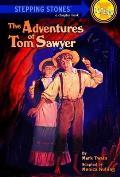 The Adventures of Tom Sawyer (Bullseye Step Into Classics)