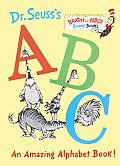 Dr. Seuss's ABC: An Amazing Alphabet Book! (Bright & Early Board Books) Cover