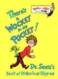There's a Wocket in My Pocket!: Dr. Seuss's Book of Ridiculous Rhymes (Bright & Early Board Books) Cover