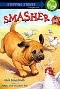 Smasher Stepping Stone Book