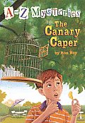 A To Z Mysteries 03 Canary Caper