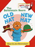 Old Hat New Hat (Bright & Early Board Books) Cover