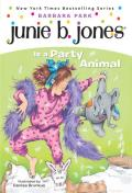 Junie B. Jones #10: Junie B. Jones Is a Party Animal Cover