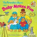 The Berenstain Bears and Baby Makes Five (Berenstain Bears First Time Chapter Books)