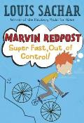 Marvin Redpost #07: Super Fast, Out of Control!