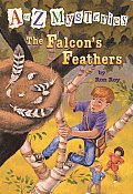 A To Z Mysteries 06 The Falcons Feathers