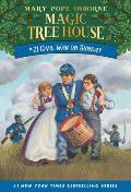 Magic Tree House #21: Civil War on Sunday Cover