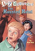 A To Z Mysteries 08 Haunted Hotel