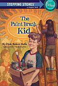 The Paint Brush Kid (Stepping Stone Books) Cover