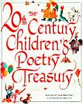 20th Century Children's Poetry Treasury (99 Edition)