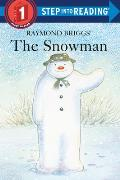 The Snowman (Step Into Reading: A Step 1 Book) Cover