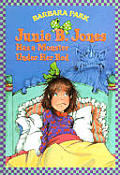 Junie B. Jones Has a Monster Under Her Bed Cover