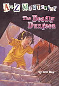 A to Z Mysteries #04: The Deadly Dungeon