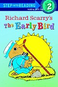 Lowly Worm Meets the Early Bird (Step Into Reading - Level 2 - Library) Cover