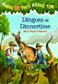 Magic Tree House 20 Dingoes At Dinnertim