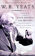 Later Articles & Reviews Uncollected Articles Reviews & Radio Broadcasts Written After 1900