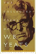 The Collected Poems of W.B. Yeats: Revised Second Edition Cover