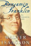 Benjamin Franklin: An American Life Cover