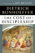 The Cost of Discipleship Cover