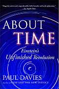 About Time: Einstein's Unfinished Revolution Cover