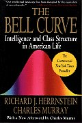 The Bell Curve: Intelligence and Class Structure in American Life Cover